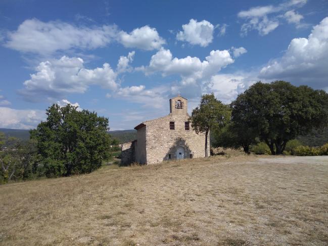 Chapelle Notre Dame des Neiges à Blauvac