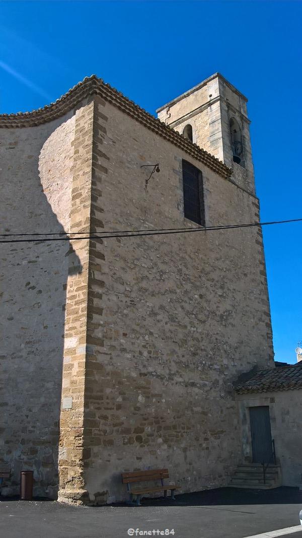Eglise de Vedéne