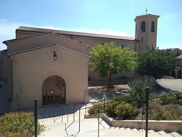 Notre Dame de l'Annonciation au Barroux