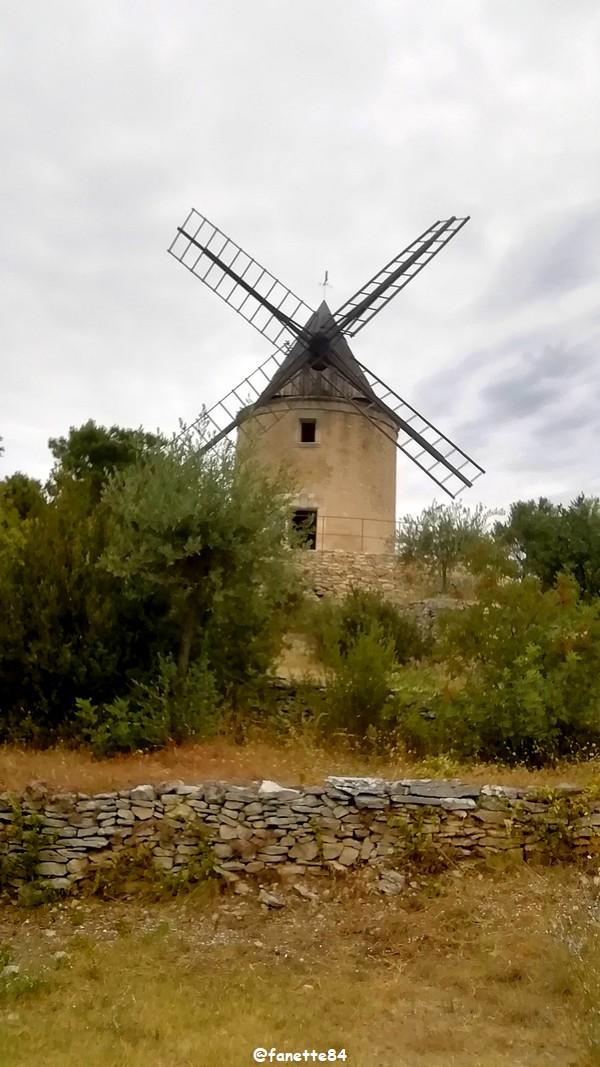 Moulin à vent de Joucas