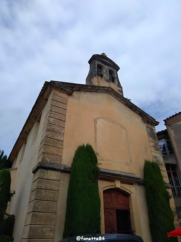 Eglise de Joucas