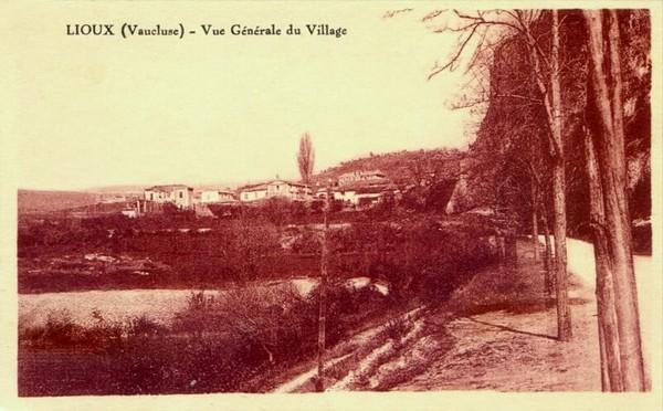 Lioux Village