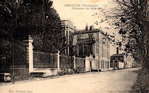 Château de Gentilly.