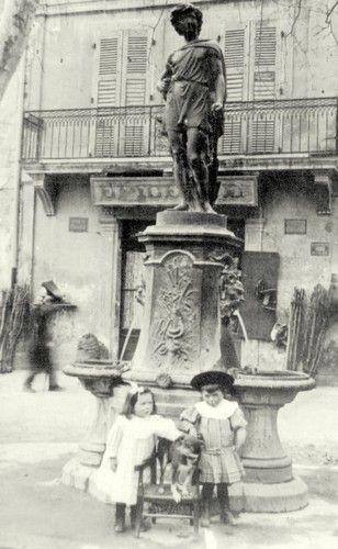 Fontaine de Sorgues