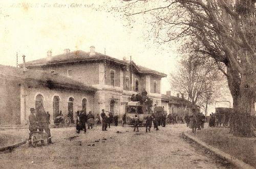 Gare d'Orange