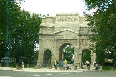 Face Sud de l'Arc de Triomphe