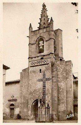 Eglise de Lapalud
