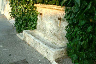 Fontaine de Velleron