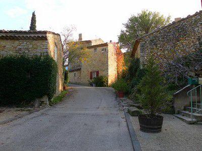 Village de Suzette
