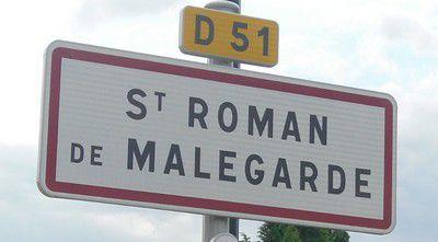Saint Roman de Malegarde