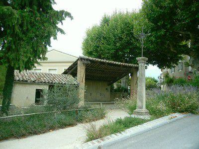 Lavoir de Saint Romain en Viennois