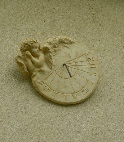 Cadran solaire à Saint Romain en Viennois