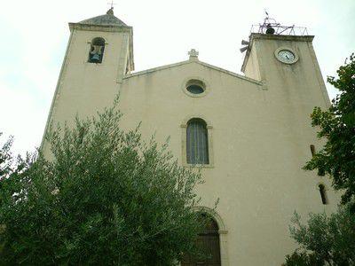 Eglise de Saint Romain en Viennois