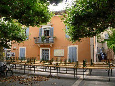 La mairie de Villedieu