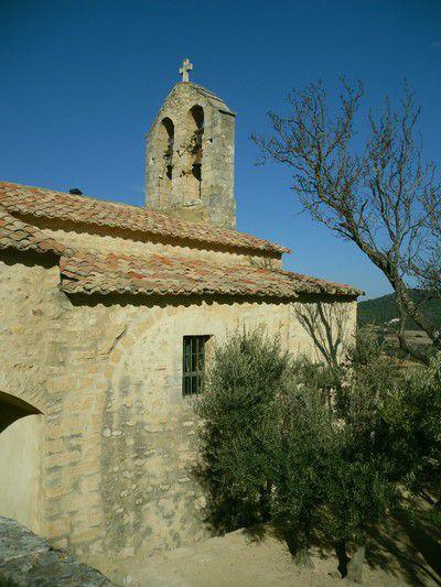 Eglise de Suzette