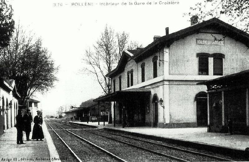 Gare De Bollène : la gare de bollene rail en vaucluse ~ Medecine-chirurgie-esthetiques.com Avis de Voitures