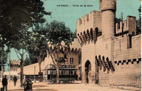 Tram Avignon
