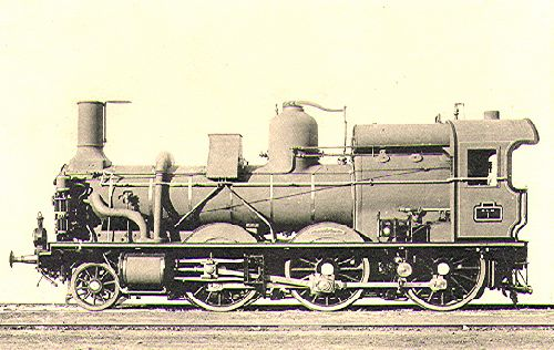 LOCOMOTIVE 130