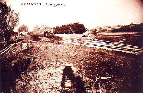 LA GARE DE CAMARET