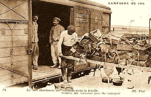 CAMPAGNE DE 1914