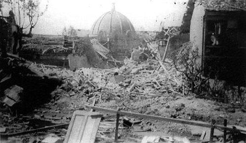 AVIGNON QUARTIER ST RUF 1944