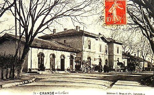 GARE D\'ORANGE