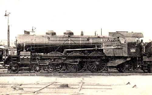 LOCOMOTIVE PACIFIC