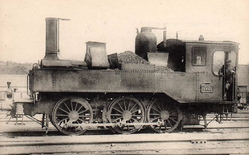 LOCOMOTIVE 030