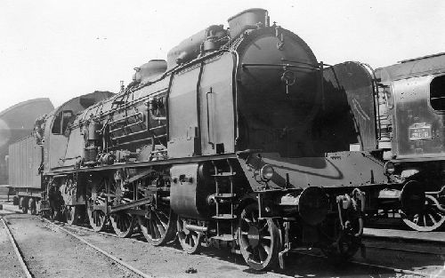 LOCOMOTIVE 231G