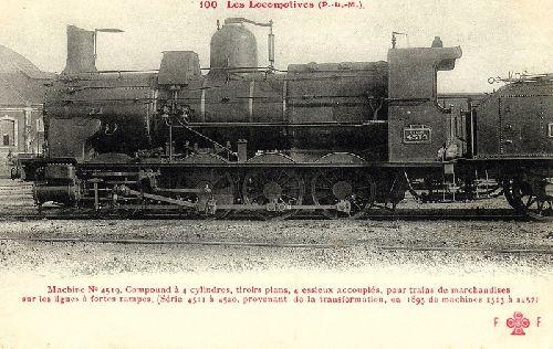 LOCOMOTIVE 040