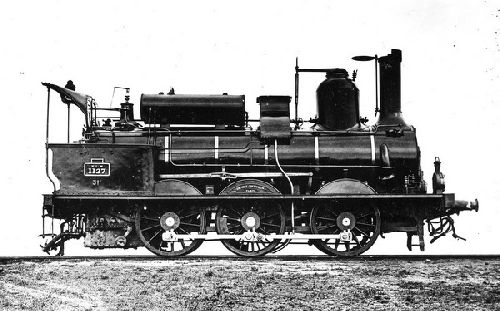 LOCOMOTIVE 030 PLM