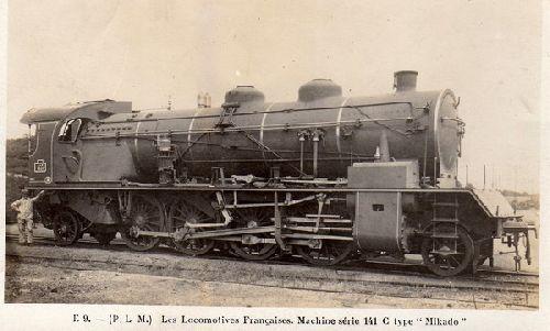 LOCO 141 PLM