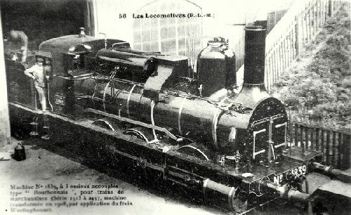 LOCOMOTIVE 030 PLM