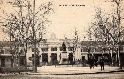 GARE D'AVIGNON
