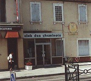 CLUB DES CHEMINOTS AVIGNON