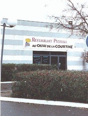 RESTAURANT DE COURTINE AVIGNON