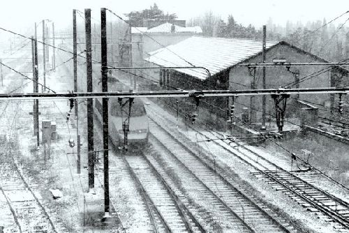 TGV GARE DE BARBENTANE