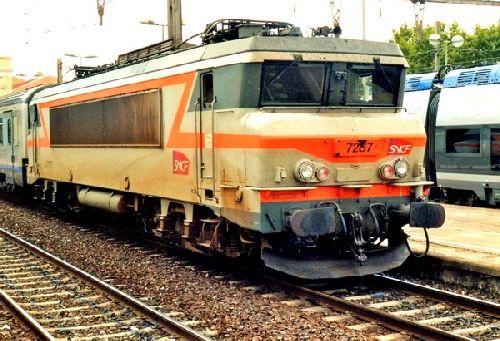 BB 7287 AVIGNON