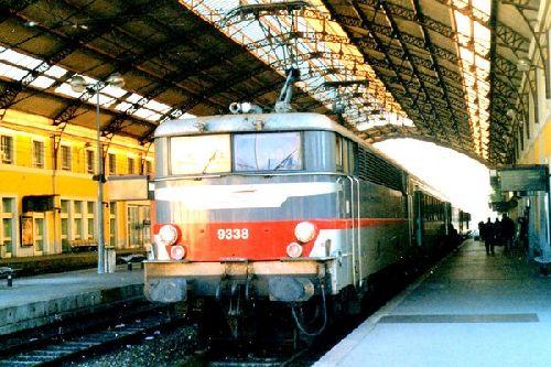 BB 9338 Avignon