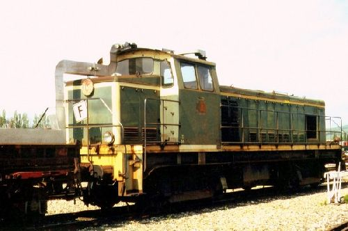 BB 63000 CHEVAL BLANC