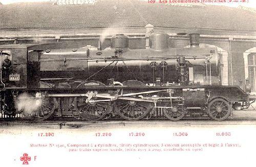 LOCO 230 2540 PLM