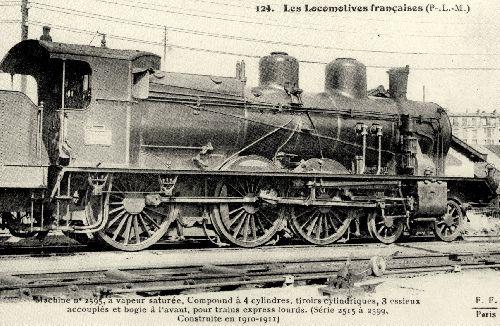 LOCO 230 2595 PLM