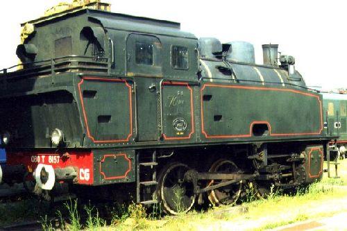 LOCO 030 T 8157 ILENE
