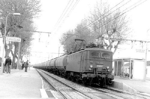 loco BB 8122 CAVAILLON