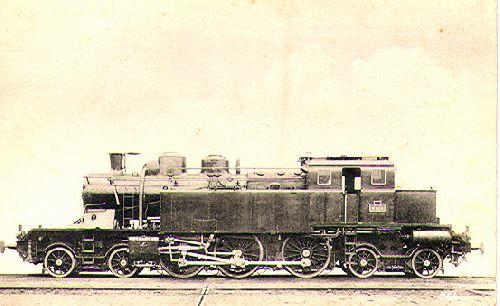 LOCO 232 T 5305