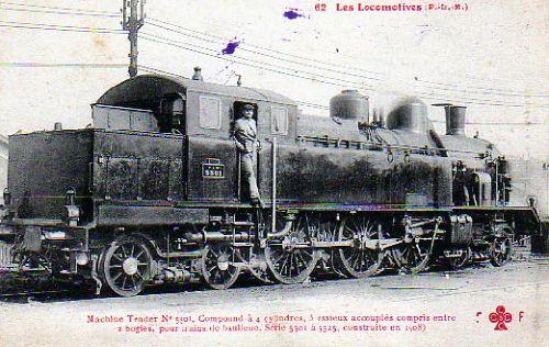 LOCO 232 T 5501