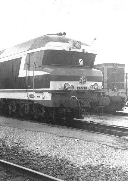 CC 72006 depot de venissieux