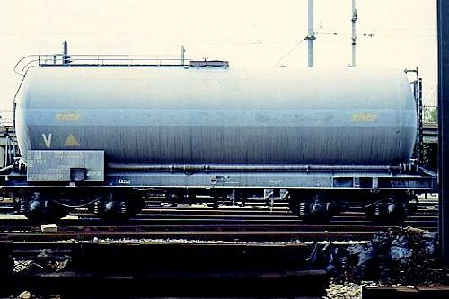 CITERNE TRAIN DESHERBEUR