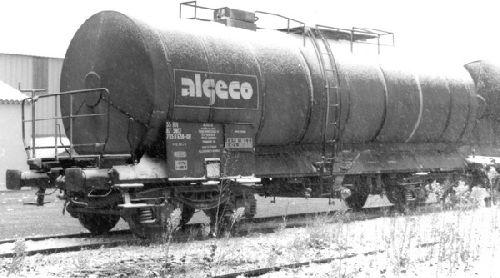 CITERNE ALGECO