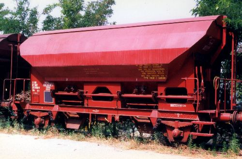 WAGON TREMIE